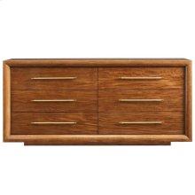 Panavista Panorama Dresser in Goldenrod