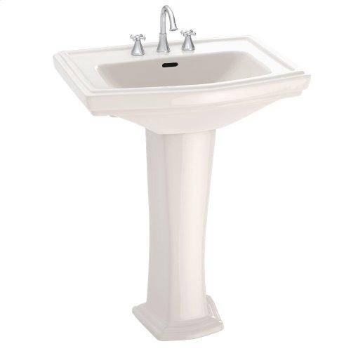 Clayton® Pedestal Lavatory - Sedona Beige