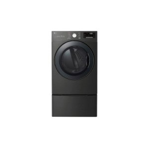 LG Appliances  7.4 cu.ft. Smart wi-fi Enabled Electric Dryer with TurboSteam™