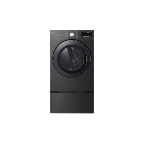 7.4 cu.ft. Smart wi-fi Enabled Electric Dryer with TurboSteam