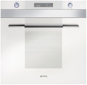 "60CM (approx 24 ) ""Linea"" Electric Multifunction Oven White"
