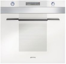 """60CM (approx 24 ) """"Linea"""" Electric Multifunction Oven White"""