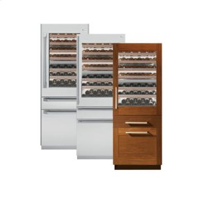"MonogramMONOGRAMMonogram(R) 30"" Fully Integrated Wine Refrigerator"
