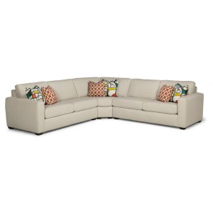 FLEXSTEELCollins Fabric Sectional