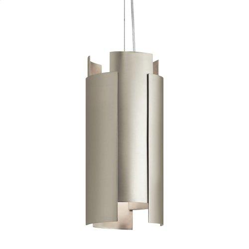 Moderne Collection Moderne 1 Light Mini Pendant SN