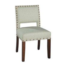 Locke Dining Chair with Nailheads