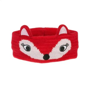 Kids' Fox Ear Warmers.