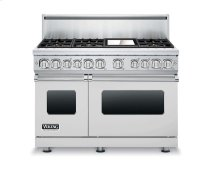 "48"" Dual Fuel Range, Natural Gas- OUT OF CARTON"