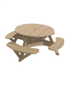 T50 Picnic Table (colour frame)