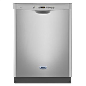 Powerful Dishwasher at Only 47 dBA - FINGERPRINT RESISTANT STAINLESS STEEL
