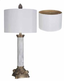 Scamozzi Marble Table Lamp