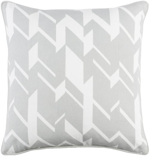 "Inga INGA-7025 18"" x 18"" Pillow Shell Only"
