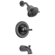 Venetian Bronze Monitor ® 14 Series Tradtional Tub & Shower Trim