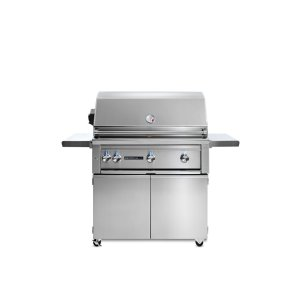 "Lynx36"" Sedona by Lynx Freestanding Grill with 3 Stainless Steel Burners and Rotisserie, LP"