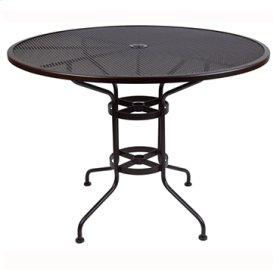 """48"""" Rd. Bar Table"""