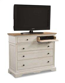 Cottage Small Media Dresser