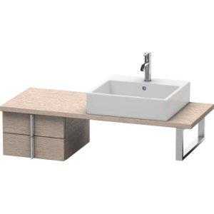 Vero Low Cabinet For Console Compact, Cashmere Oak