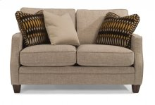 Lennox Fabric Loveseat