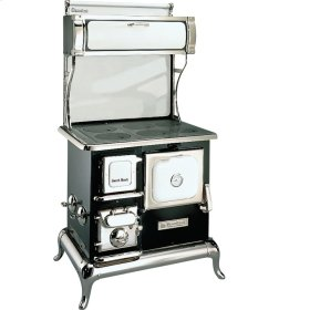 White Sweetheart Wood Cookstove without Water Reservoir