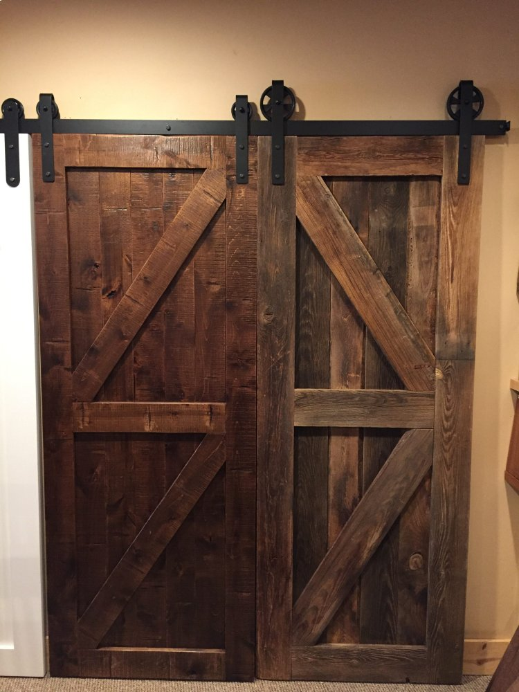 Additional Barn Doors