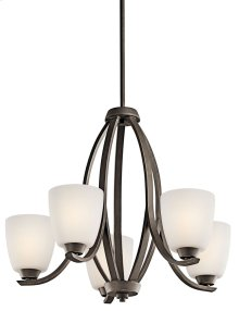 Granby 5 Light Chandelier Olde Bronze®