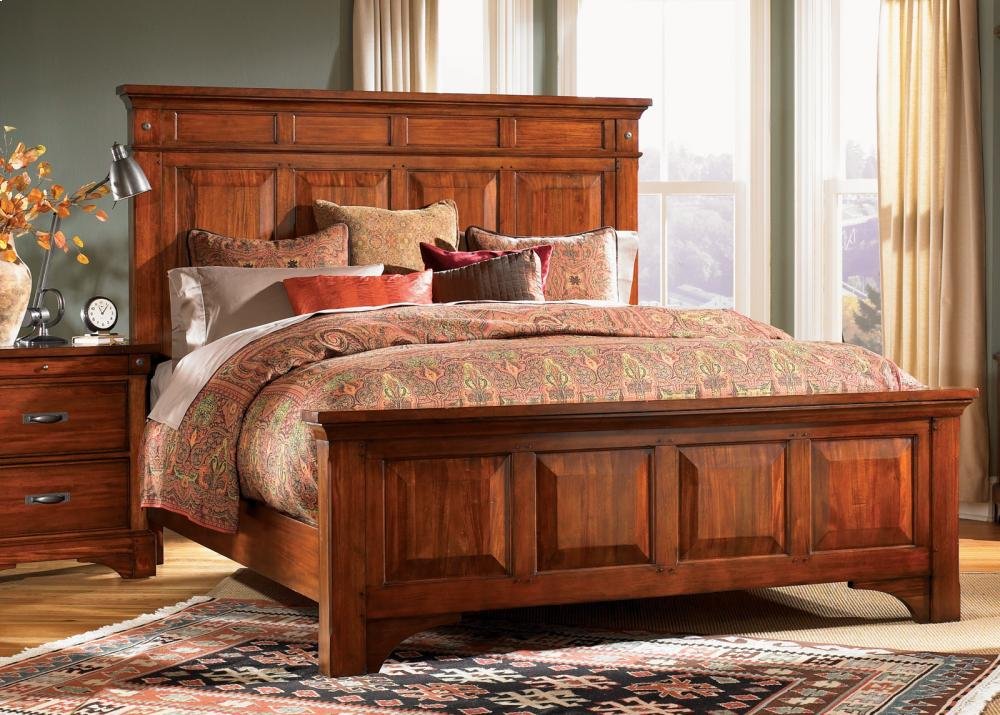 Kalrm5130a America King Mantel Bed Kelly S Home Center