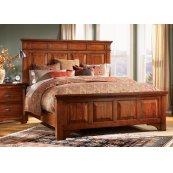 King Mantel Bed