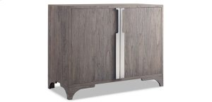 Palmer Driftwood Two Door Accent Chest