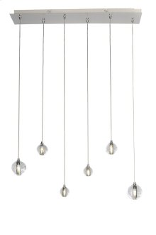 Harmony 6-Light LED Pendant