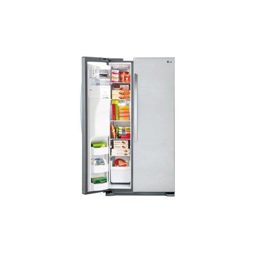 22 cu. ft. Side-by-Side Refrigerator