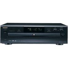 5-Disc DVD/CD/MP3 Changer