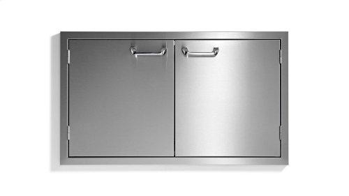 "36"" double doors - Sedona by Lynx series"