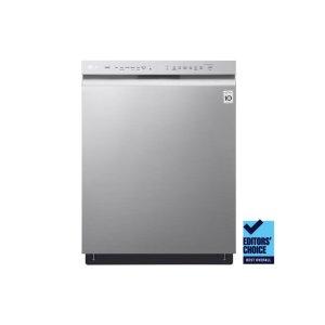 LG AppliancesFront Control Dishwasher with QuadWash™ and EasyRack™ Plus
