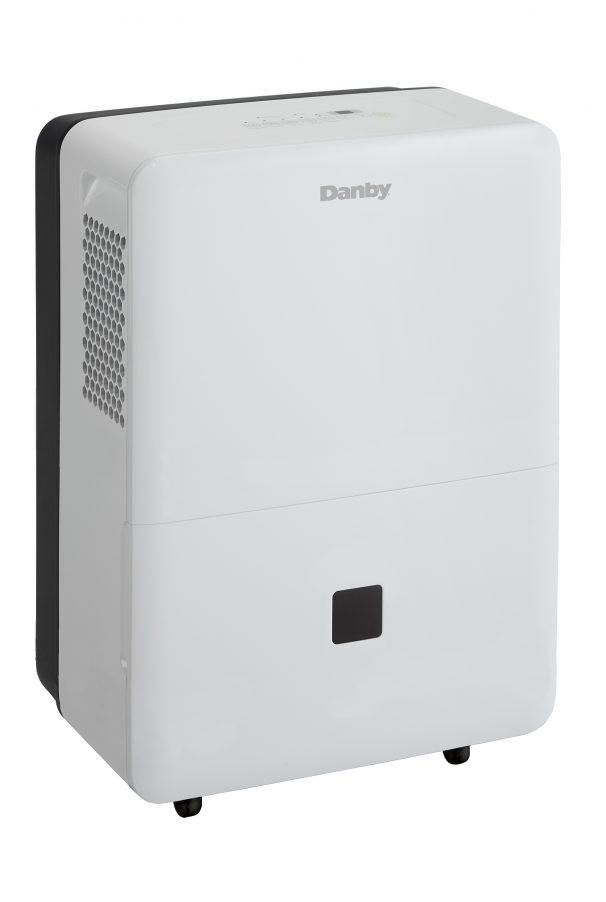 Danby 50 Pint Dehumidifier  WHITE