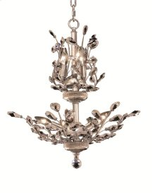 2011 Orchid Collection Hanging Fixture Chrome Finish