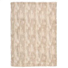 "Throw Sz202 Beige 50"" X 70"" Throw Blankets"
