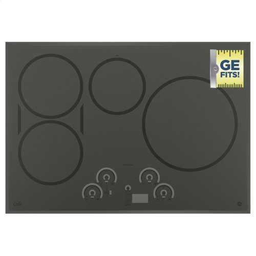 "OVERSTOCK - SAVE!!! - GE Cafe™ Series 30"" Built-In Touch Control Induction Cooktop"