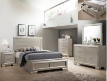 Paloma Queen Storage Bed