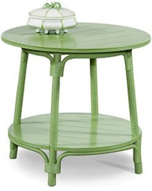 Campobella Isle Round End Table