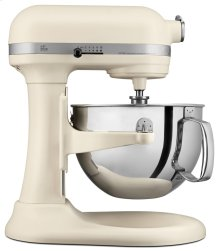 Pro 600 Series 6 Quart Bowl-Lift Stand Mixer - Matte Fresh Linen