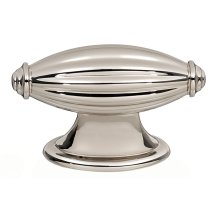 Tuscany Knob A231 - Polished Nickel