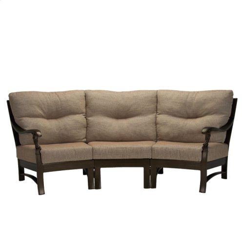 Ravello Cushion Armless Crescent Module