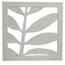 Leaf Wood Wall Art 2