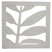 Leaf Wood Wall Art 2