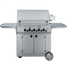 "36"" GE Monogram® Outdoor Cooking Center Portable Cart"