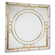 Square Beveled Mirror