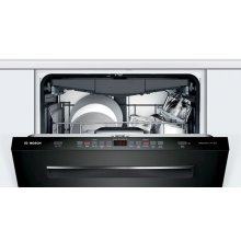 500 Series Dishwasher 24'' Black