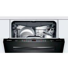 500 Series Dishwasher 24'' Black