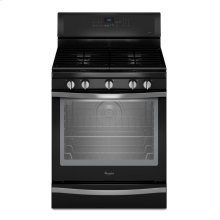 5.8 Cu. Ft. Freestanding Gas Range with AquaLift® Self-Cleaning Technology