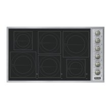 """36"""" All-Induction Cooktop *Discontinued Model*"""